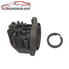 1 סט צילינדר ראש + בוכנה טבעת עבור מרצדס בנץ W220 W211 לאאודי A6 C5 A8 אוויר השעיה מדחס משאבת ערכות 2203200104