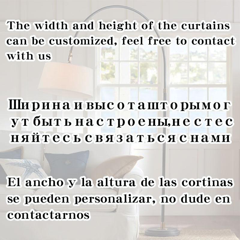 BHD Floreale Puro Tulle Tende Della Finestra per Soggiorno Camera Da Letto Moderna di Lusso Tende di Tulle per la Tenda di Finestra Tende In Tessuto