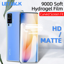 900D Voll Curved Screen Protector Hydrogel Film für Vivo IQOO Neo 3 Z1 X50 Pro Plus V17 Y50 Y70S X50 pro Plus Nex3 3s V19 Y19