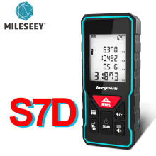 Mileseey Laser Rangefinder X5 лазерная рулетка Laser finder  Digital Laser Distance Meter Laser Meter Laser Tape Measure