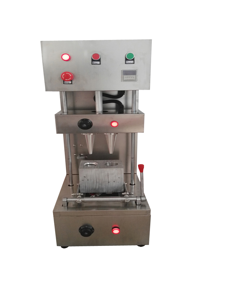 Pizza-Machine Ce Two-Spiral Commercial At Low-Prices High-Quality For-Sale