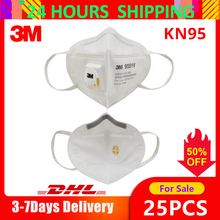 3M KN95 face mask Particulate Respirator Protective Masks Safety Mask disposable Face Mouth Mask Features as N95 KF94 FFP2