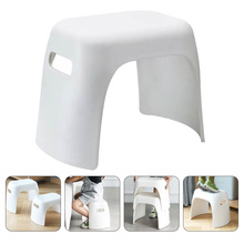 Non-skid Stool Home Nordic Style Simple Foot Stool Seat for Baby Kids