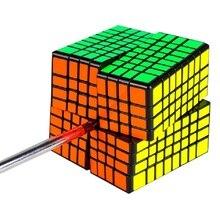 MoYu MF8 8X8X8 Cube Magic MofangJiaoshi MF8 Cube 8ชั้น8X8ก้อนปริศนาความเร็วก้อนรูปร่างTwistของเล่นเพื่อการศึกษาเกม