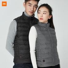 Xiaomi mijia grafeno febre de controle temperatura inteligente ganso para baixo colete casal modelos 4 controle temperatura arquivo