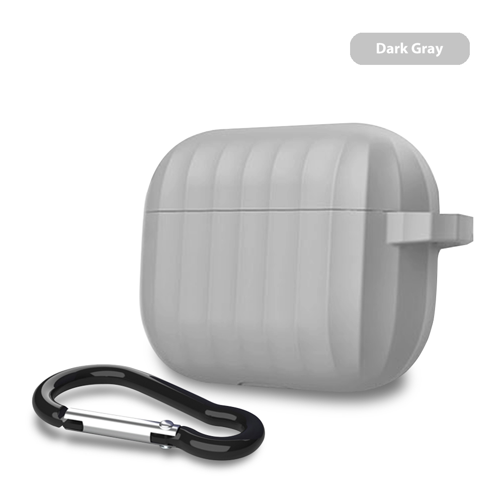 Anti-drop Silicone Case for AirPods Pro 12