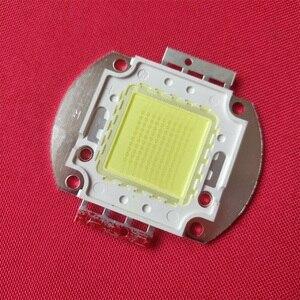 Image 1 - Frete grátis 1 pçs bridgelux projetor cob led integrar lâmpada 150 w 30 34 v 6000 6500 k para projetor integrado 45mil contas