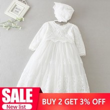 Free Ship Baby Dress Long Sleeve Sleeveless Kids Second Firs