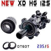 MTB Disc Bremse Hub 32 H 32 Loch Steckachse Quick Release XD 142 12 100 135 Kompatibel Ratsche 54T 4 Abgedichtete lager Hub 7075|Bicycle Hubs|   -