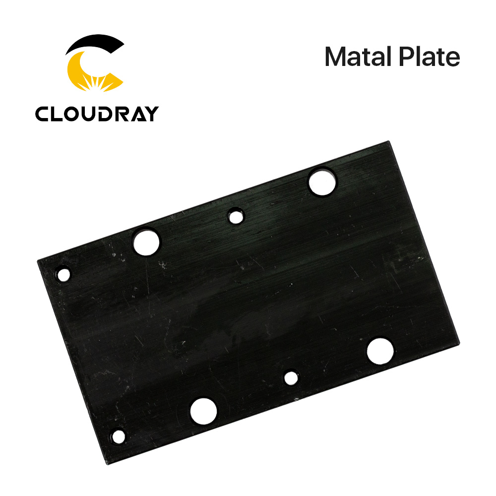 Cloudray Aluminium Alloy Metal Connecting Plate Fixed Mounting Plate Installation Board