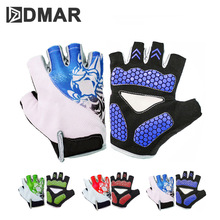 Cycling Gloves Half Finger Anti-Slip Gel Bicycle Riding Anti Slip For MTB Road Bike Glove Sports Accessories