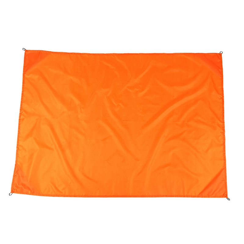 Outdoor Portable Waterproof Ultra Thin Folding Camping Mat Pocket Blanket  Q