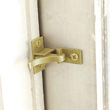 1 шт дверной замок с пряжкой в виде птицы старинная медная защелка