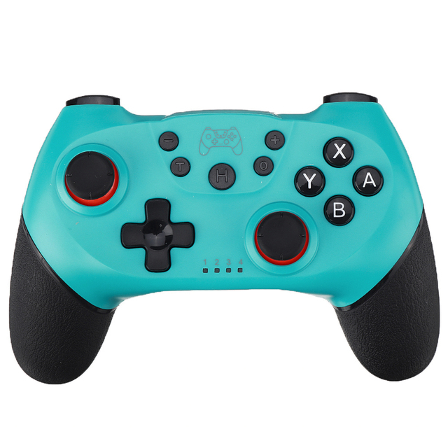 NS-Switch Pro NS Pro Wireless Gamepad - Joysticks Controller with 6-Axis Handle 3