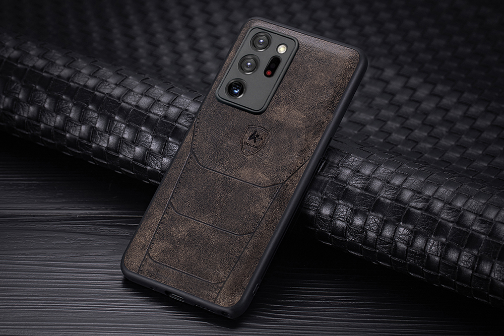 Galaxy NOTE 20 Ultra leather case 10