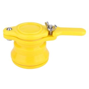 5 sztuk miód zawór narzędzie Nylon miód pszczeli Gate Tap miód ekstraktor narzędzie pszczelarstwo ekstraktor sprzęt do butelkowania tanie i dobre opinie CN (pochodzenie)