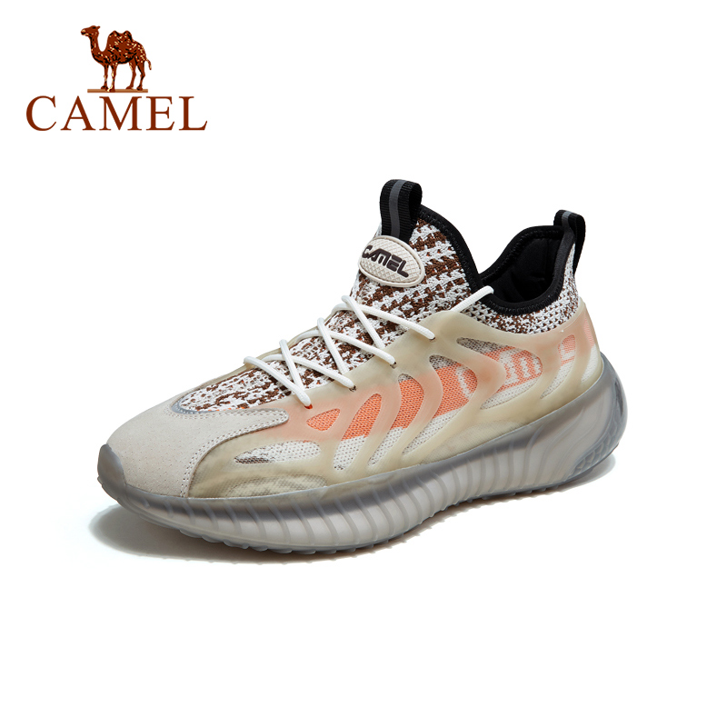CAMEL Men Shoes Spring Summer Fashion Men's Sneakers Breathable Outdoor Sports Casual...