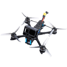 IFlight Cidora SL5 E 215mm 5 inç 4S 6S FPV Drone BNF ile SucceX E F4 ile 45A 4in1 ESC yığını/XING E 2207 2750KV/1800KV Motor