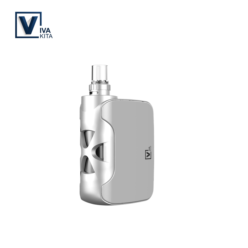 Electronic Cigarette Vape Kit 50W Fusion 1500mAh Vaporizer Vape Mod Kit 2ML Mod Battery Vapor 0.25ohm Coil Head Kit