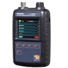 Антенный Анализатор KVE60C, 0,5-60 МГц, функция постоянного сопротивления волн