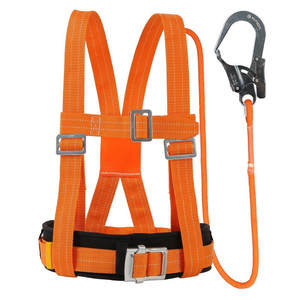 Safety-Belt Rescue Worker Aerial Survival-Rope Construction-Protection Outdoor Electrician