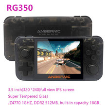 """RG350 3.5 אינץ IPS רטרו משחקי כף יד וידאו משחקים שדרוג משחק קונסולת עם 32GB זיכרון כרטיס 3500 + משחקים"
