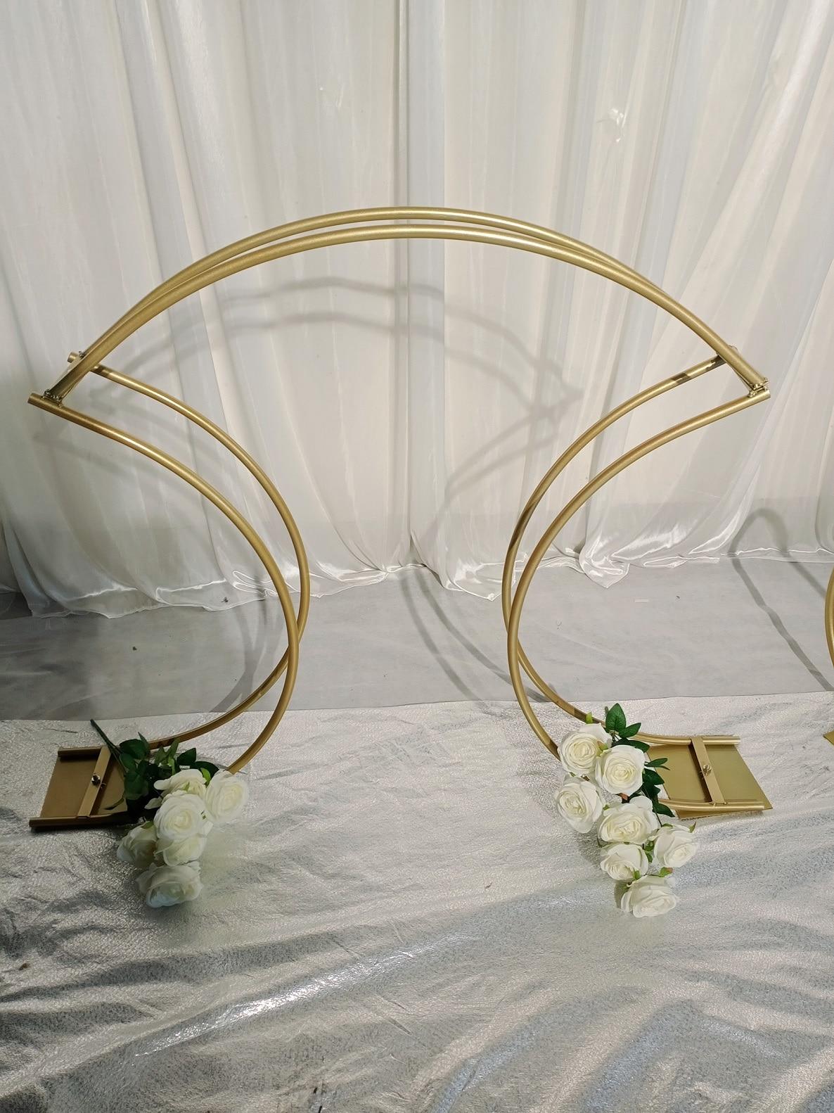 da flor do metal do casamento peça