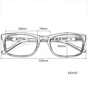 Image 5 - ハバナ古典酢酸老眼鏡 0.00 + 0.25 + 0.5 + 0.75 + 1.25 + 1.5 + 1.75 + 2.25 + 2.5 + 2.75 + 3.0 + 3.25 + 3.5 + 3.75 + 4.0 + 4.25