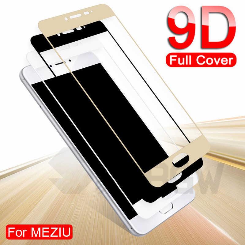 9d cobertura completa de vidro protetor para meizu m3 m5 m6 nota m6 m6s m6t m3e m5s m5c pro 7 plus temperado protetor de tela de vidro