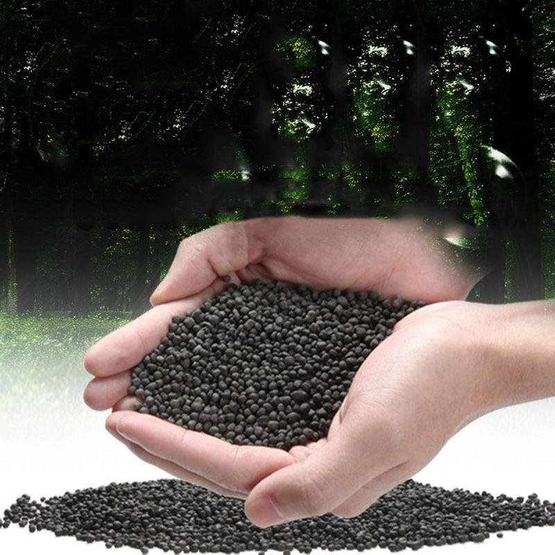 100g Aquatic Float Grass clay, Aquarium Soil for waterweeds Aquarium Bed for Aquarium Plants Seeds for Beautiful Waterscape(China)