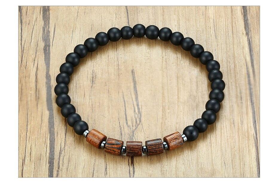 H2196e86a20e8427a84a188888999cfca8 - Wood & Lava Stone Bracelet