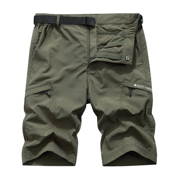 Plus Size 5XL Men's Cargo Shorts Breathable Quick Dry Beach Male Jogger Summer Casual For Man Travel - discount item  45% OFF Shorts