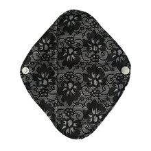 1 шт моющиеся менструальные прокладки многоразовые гигиенические менструальные прокладки бамбуковые хлопковые гигиенические менструальные прокладки трусики прокладки для полотенец