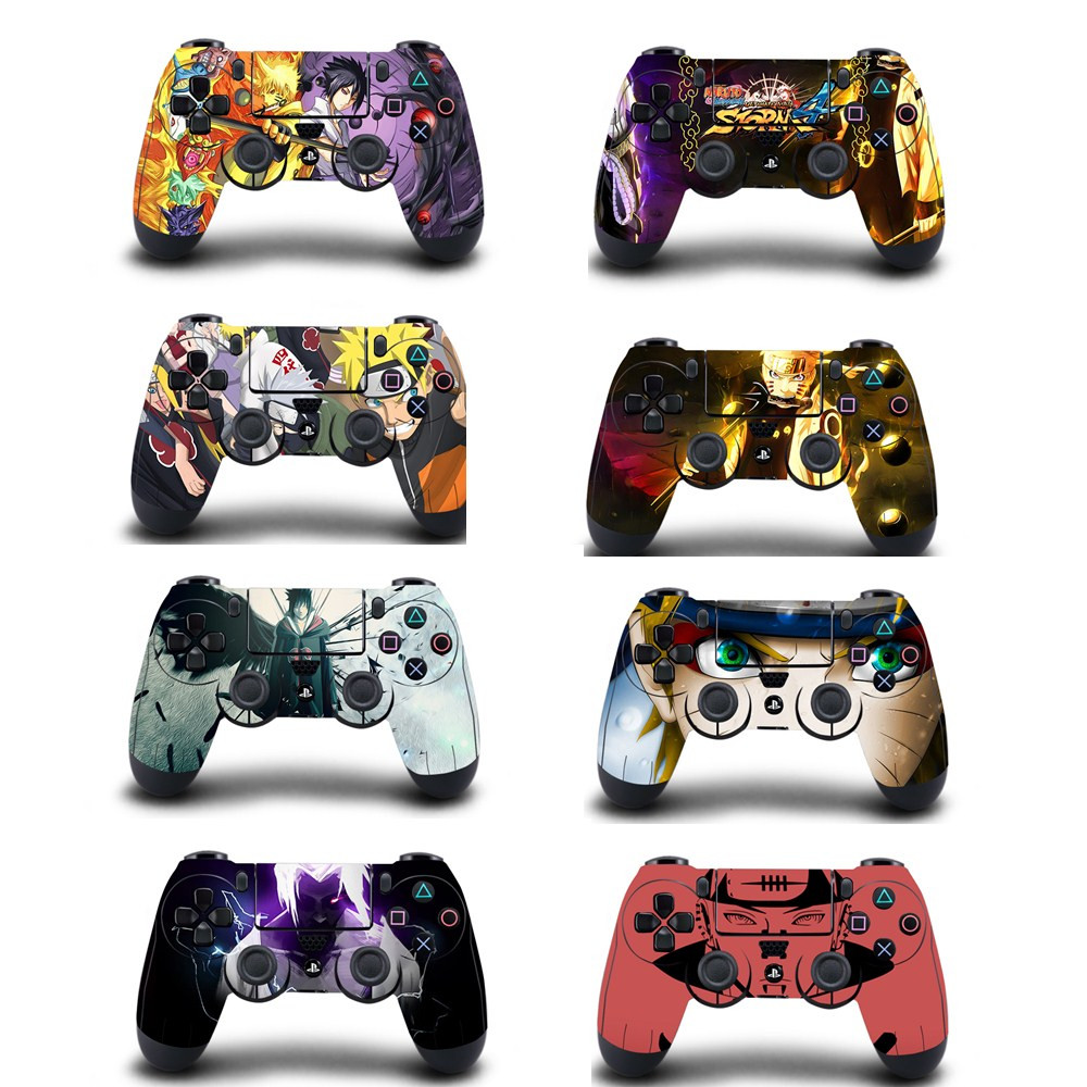 Sticker Skin Naruto Ps4 Controller Slim 4-Playstation Decal Protective-Cover Dualshock title=