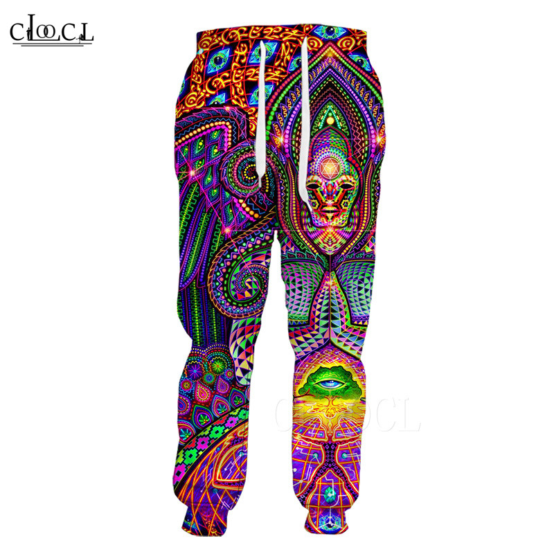 Hip Hop Trousers Men Women 3D Printed Art Pattern Fashion Male Female Clothing Sweatpants Casual Streetwear Full Length Pants