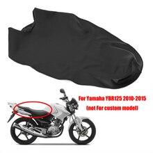 Ghế Ngồi Xe Máy Đệm Gối Đệm Nhiều Bao Da Cho Yamaha YBR125 2010 2011 2012 2014 2015