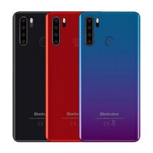 Image 5 - Globale Version Blackview A80 Pro Quad Hinten Kamera Octa Core 4GB + 64GB Android 10 Handy Waterdrop 4680mAh 4G Smartphone
