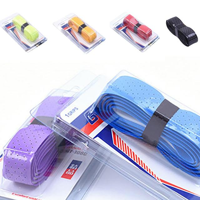 Badminton Sweat Belt Tennis Racket Band Towel Hand Glue Take-up Strap Handshake Handle Multi-color Optional 2