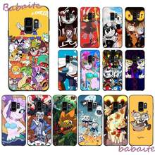 Babaite Cuphead Novelty Fundas Phone Case Cover for Samsung J2PRO J4 2018 J415 4PLUS 5 2016 5PRIME 6 2018 600 7 737 6PLUS(China)