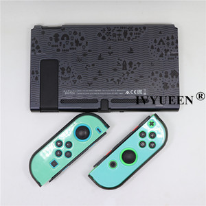 Image 2 - IVYUEEN Animal Crossing for Nintend Switch NS Console Protective Hard Case Shell for Nintendos Switch Joy Con Ultra Thin Cover