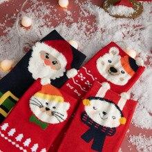 New Christmas Stockings Cartoon Christmas Stocking Women