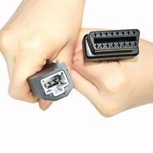 3 Cái/lốc 3 Đến 16 Pin OBD2 Kết Nối Ô Tô OBD Công Cụ Chẩn Đoán Cáp Mở Rộng Dành Cho Xe Ô Tô Honda
