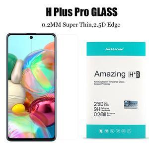 Image 5 - Nillkin cam Samsung Galaxy A51 A71 cam ekran koruyucu 9H 3D tam kapsama için güvenlik temperli cam Samsung a51 A71