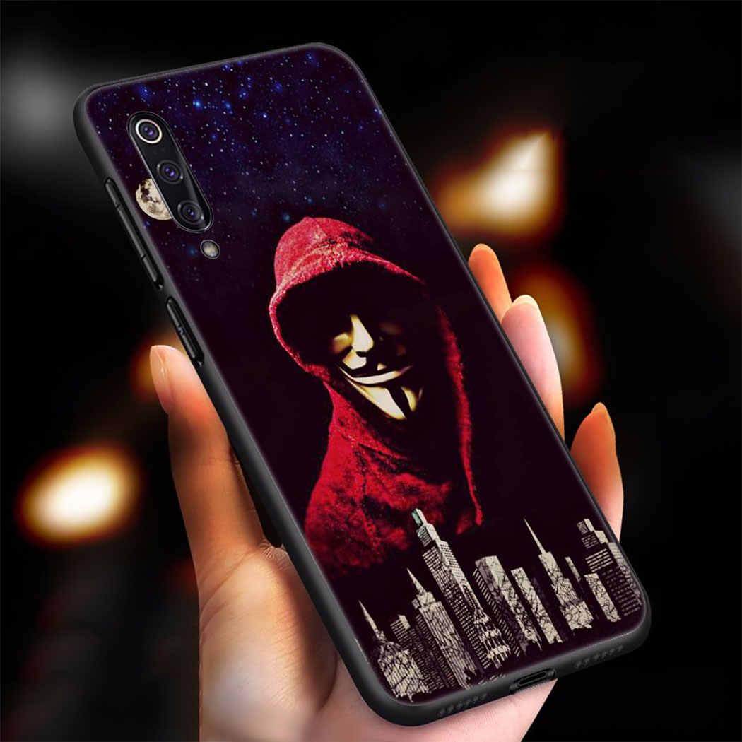 Kertas Rumah Uang Pencurian Kasus Silicone Lembut untuk Xiao Mi Mi A3 Pro A2 Lite A1 5X 6X Max 3 Mi X 2S F1 TPU Cover