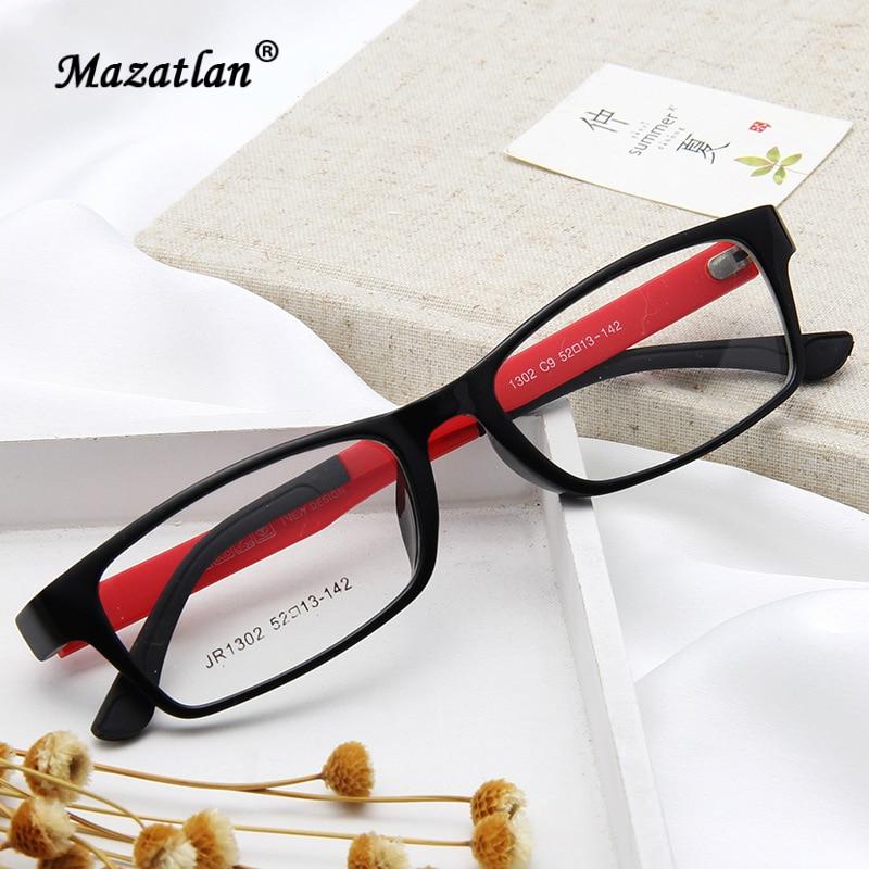 Rectangle Optical Glasses Frame Men Women Vintage Spectacles Frame Eyeglasses Square Myopia Prescription Eyewear Frames Ladies