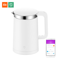 Xiaomi Mijia Electric Kettle Smart Constant Temperature Control Kitchen Appliances Water kettle Teapot 1.5L Thermal Insulation