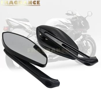 CNC Aluminum Motorcycle rear view mirror For Kawasaki ZX6R 636 ZX10R Z1000 Z1000XS Z1000 XS rear side mirror