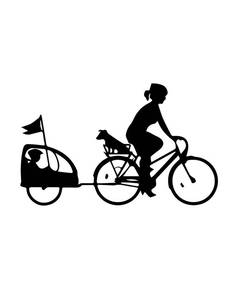 YJZT Decal Car-Sticker Bike Be Linked Bicycle Nice-Decor Vinly Baby-Carriage Cozy C27-0860
