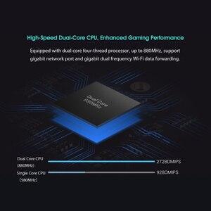 Image 4 - Xiaomi Mi נתב AC2100 כפולה תדר WiFi 128MB 2.4GHz 5GHz 360 ° כיסוי ליבה כפולה מעבד משחק מרחוק APP בקרת עבור Mihome