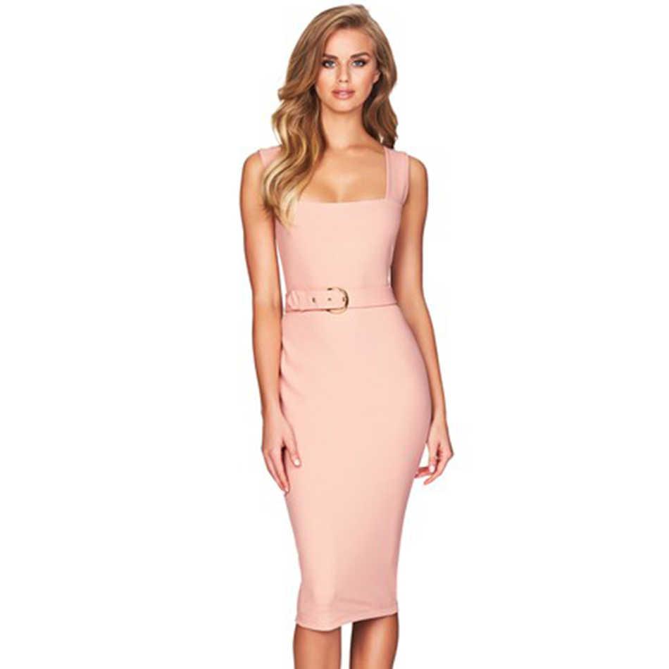 Seamyla 2019 Mới Băng Đô Đầm Nữ Không Tay Người Nổi Tiếng Đầm Dự Tiệc Gợi Cảm Màu Rượu Vang Đỏ Đen Mai Đầm Vestido Đêm Ra Câu Lạc Bộ Đầm